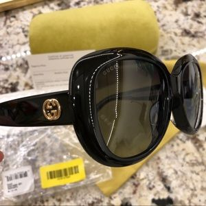GUCCI sunglasses with CERIFICATE